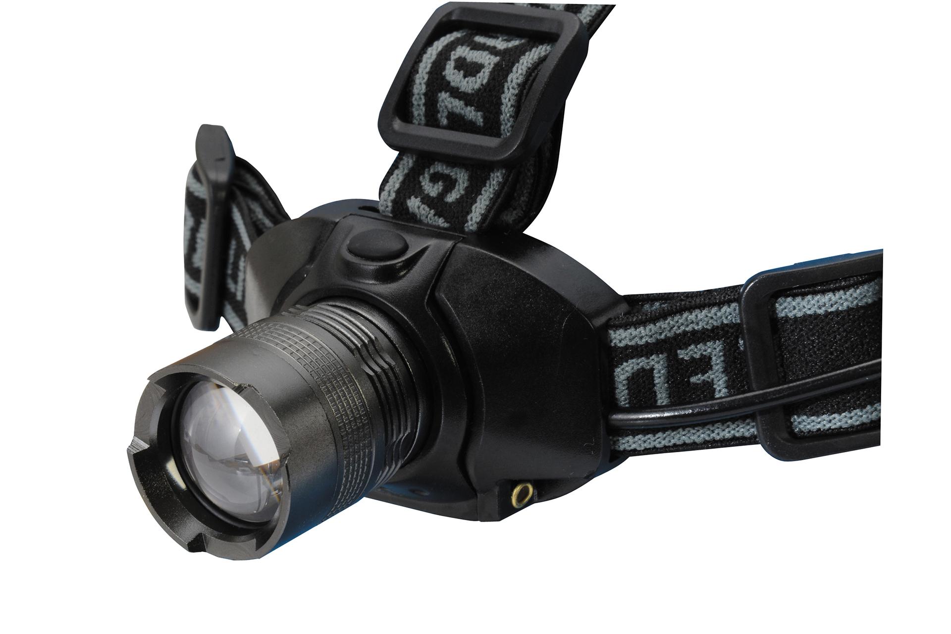 ズーム付き 5W LEDヘッドライト