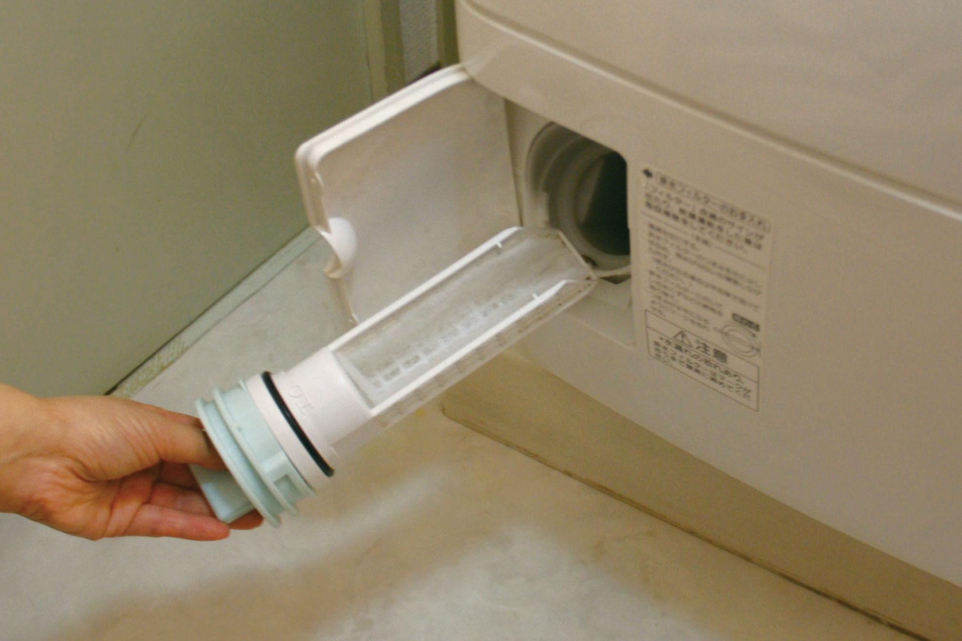 ドラム式洗濯機の毛ごみフィルター(20枚入)